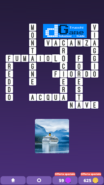Soluzioni One Clue Crossword livello 14 schemi 15 (Cruciverba illustrato)  | Parole e foto