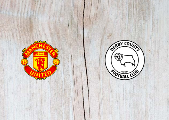 Manchester United vs Derby County Full Match & Highlights 25 September 2018