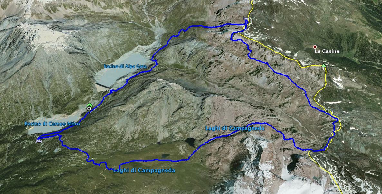 Piccoli sentieri ricordi di una fantastica escursione for Piccoli piani di baite
