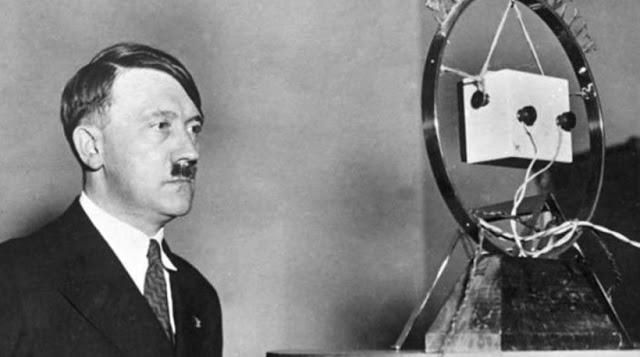 CIA: Ο Χίτλερ επέζησε και διέφυγε σε Κολομβία και Αργεντινή