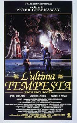 Peter Greenaway - L'ultima tempesta (da Shakespeare)
