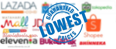 8 Siasat Mendapatkan Harga Murah Belanja Online Di Marketplace