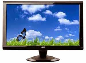 Monitor LCD (Liquid Cristal Display)