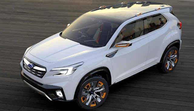 2019 Subaru Forester Rumors