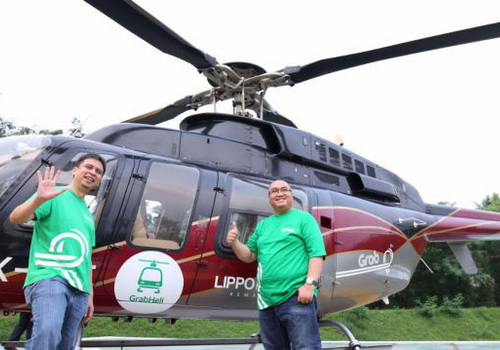 Tinuku Grab Indonesia looking partners for GrabHeli
