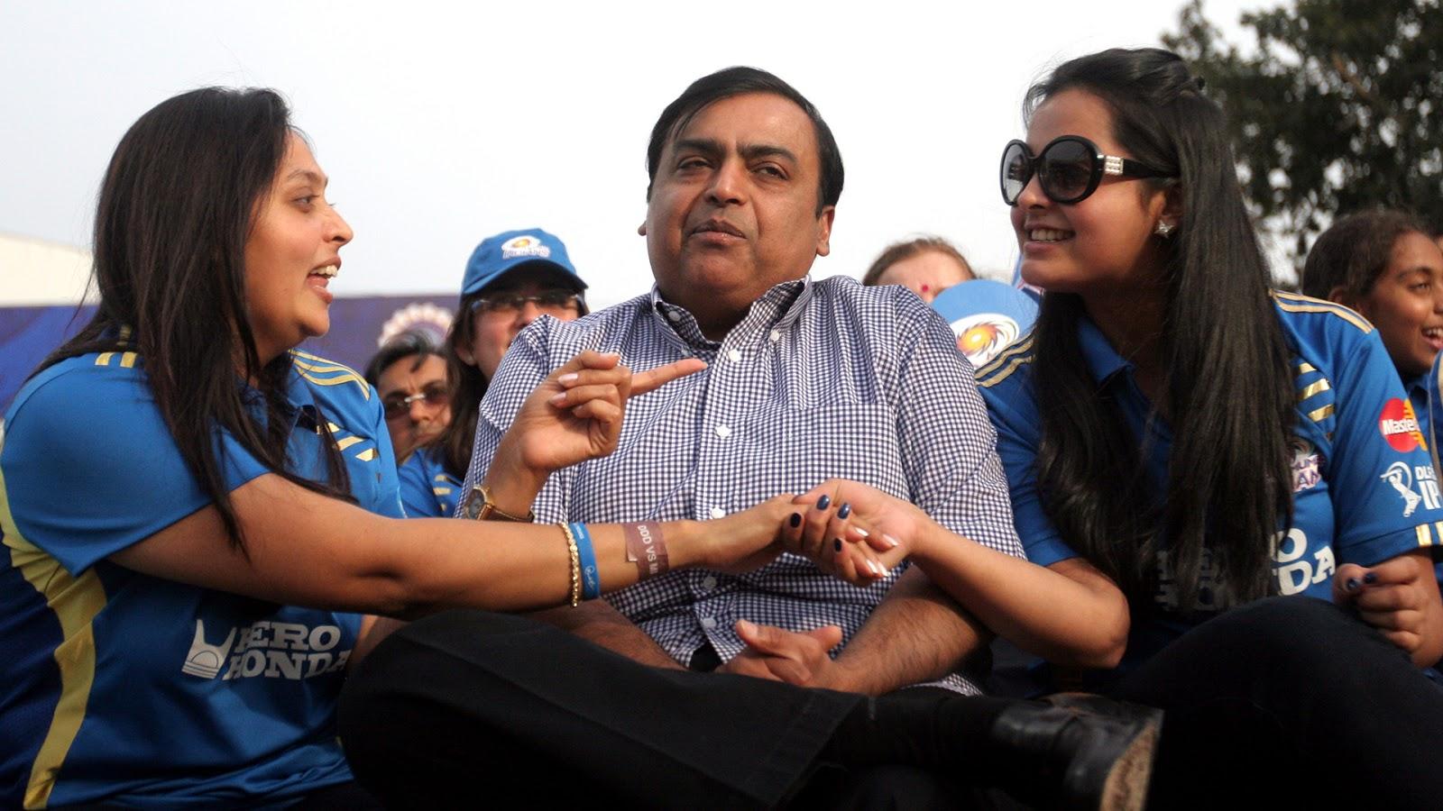 Mukesh Ambani richest Indians 2016