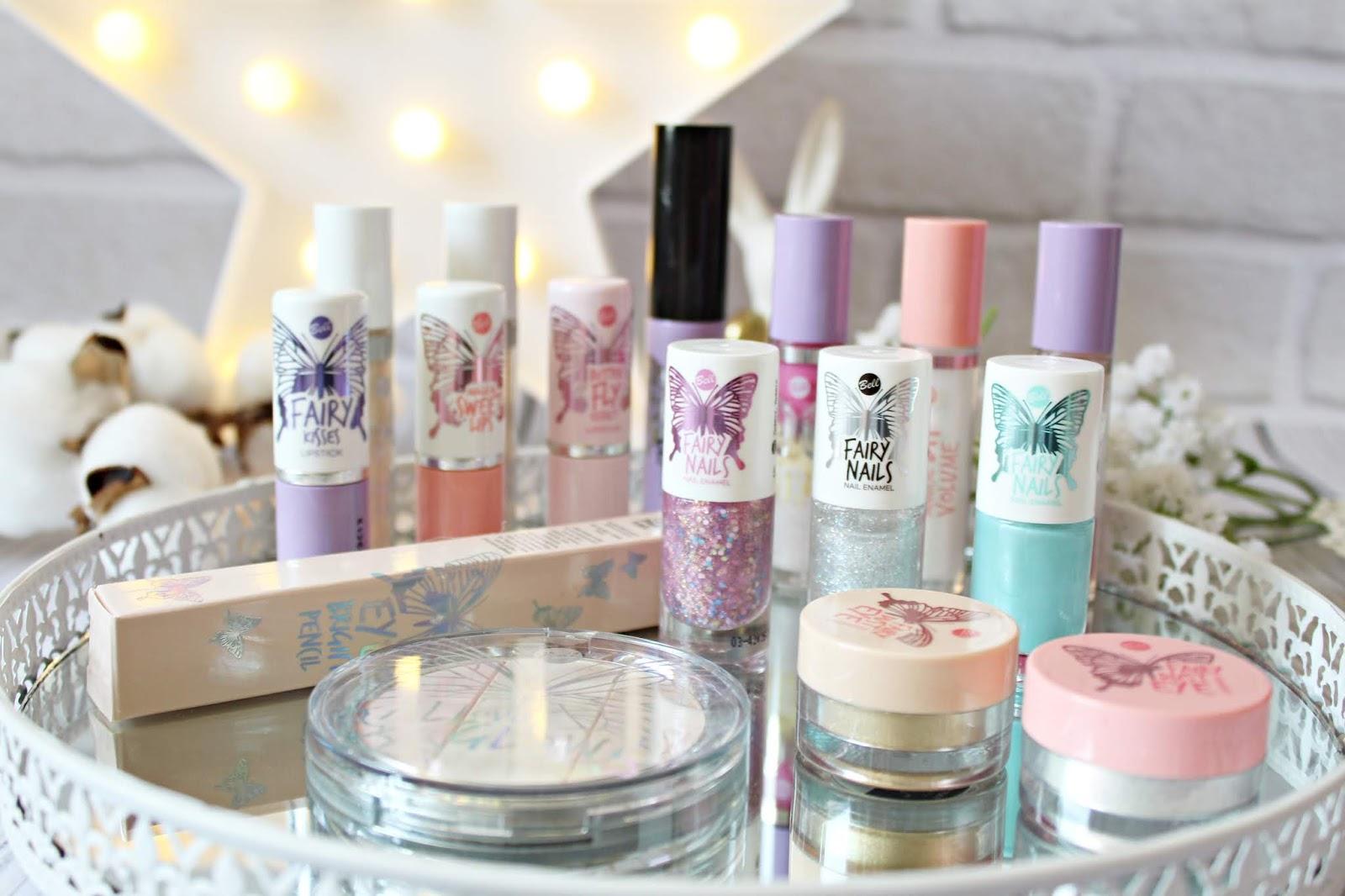 Limitowana seria kosmetyków BELL - FAIRY TALE - prezentacja kolekcji