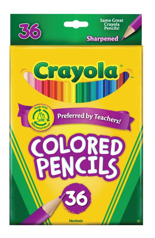 The Factoid Firefly Colored Pencils Which are best