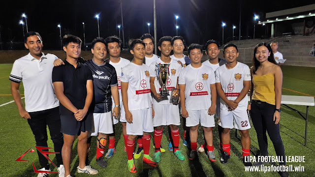 Real Molinillo retained third place after defeating Green Stallions in the play-off.