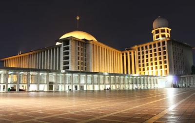 Masjid Terbesar Se-Asia Tenggara, Masjid Istiqlal