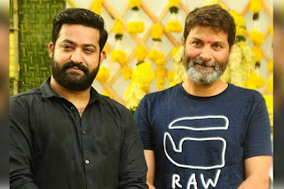 NTR ,Trivikram New Movie Updates