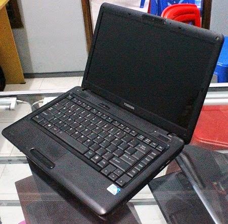 laptop bekas di jual Toshiba L510