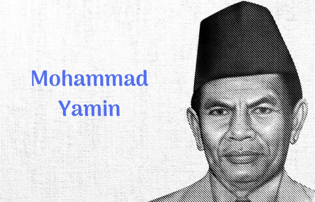 Mengenal Sosok Mohammad Yamin, Tokoh Perumus Pancasila
