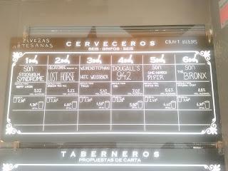 Maquila Bar Sevilla