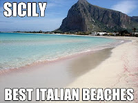 best italian beaches - sicily