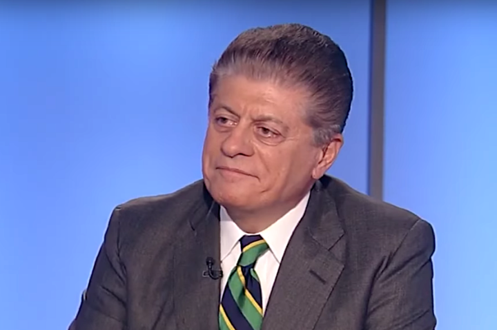 Target Liberty: Judge Napolitano Back on the Air at Fox News