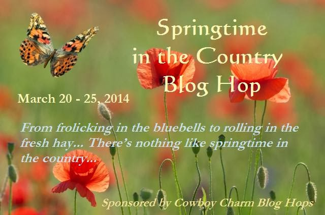 Springtime in the Country Blog Hop