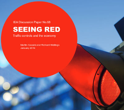 IEA Discussion: Seeing Red - Ruben M.Cenzano, ingeniero de transporte