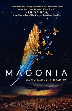 Magonia by Maria Dahvana Headley, InToriLex, Book Review