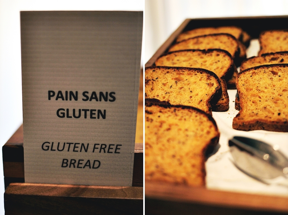 pains sans gluten glutenfree bread