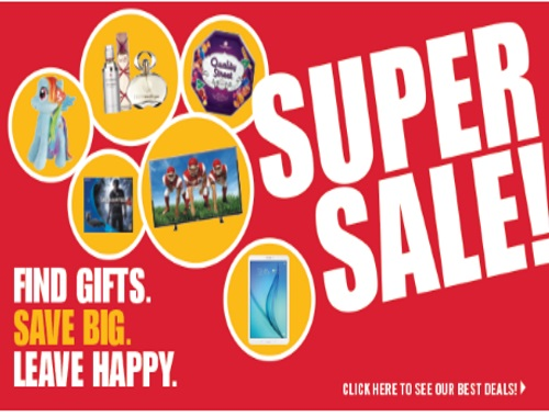 Shoppers Drug Mart Pre-Black Friday Super Sale + Spend Your Points Advance News
