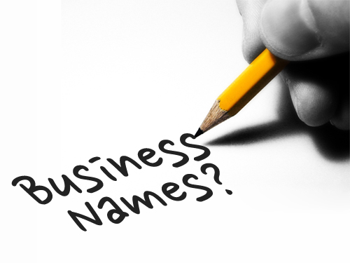 How To Choose And Register Business Name