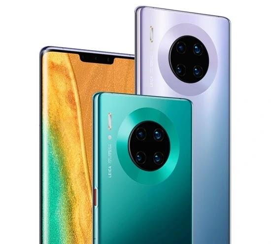 La innovadora serie Mate 30 de Huawei es la reimaginación del smartphone