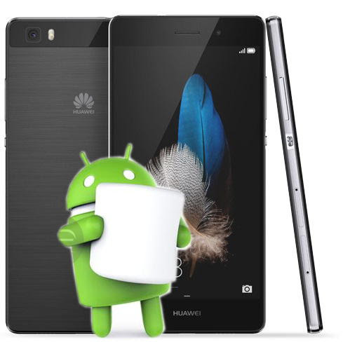 Root Huawei P8 Marshmallow Install TWRP