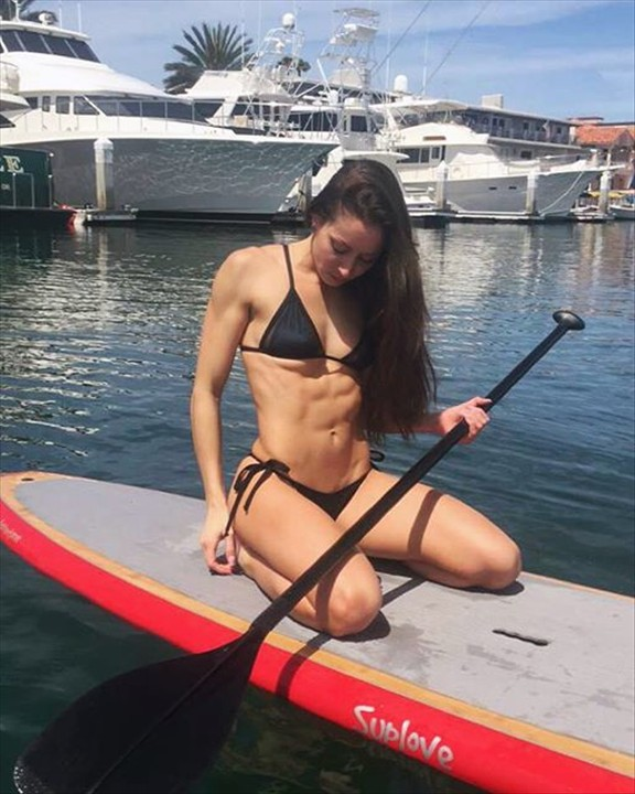 Model Stephanie Marie Instagram photos