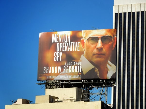Shadow Recruit Mentor Operative Spy billboard