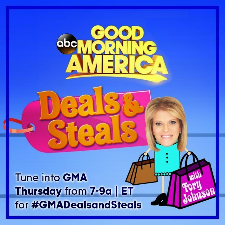 good morning america deals and steals june
