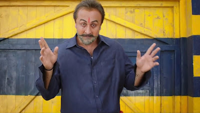 Sanju Movie HD Wallpapers Ranbir Kapoor