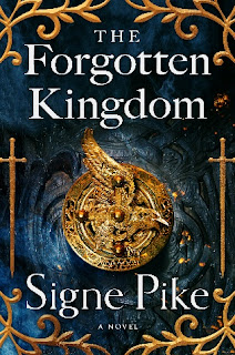 Book Review and GIVEAWAY: The Forgotten Kingdom, by Signe Pike {ends 9/22}
