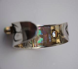 Unieke Trouwringen bracelet