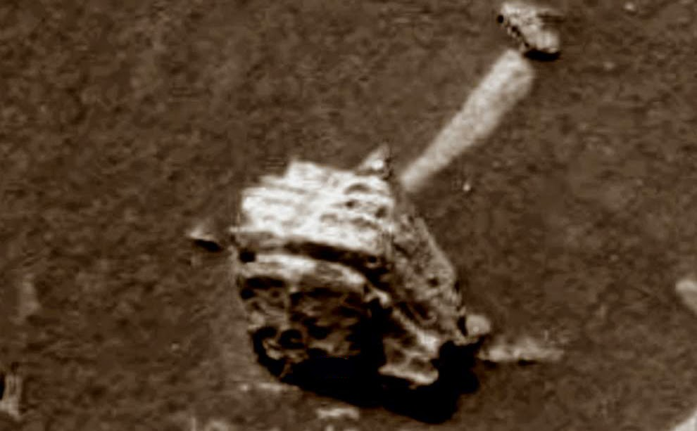 mars rovers destroyed - photo #36