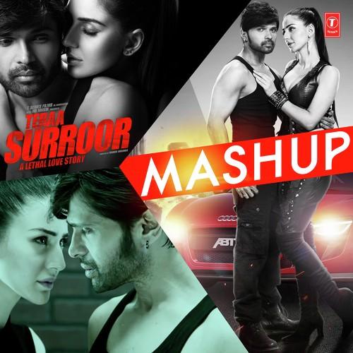 Teraa Surroor Mashup - DJ Kiran Kamath (2016)