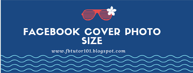 Facebook Cover Photoshop Size