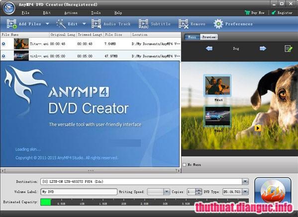 Download AnyMP4 DVD Creator 7.2.20 Full Cr@ck