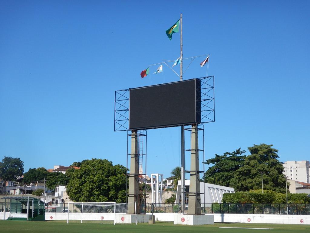 Estádio de São Januário Visita