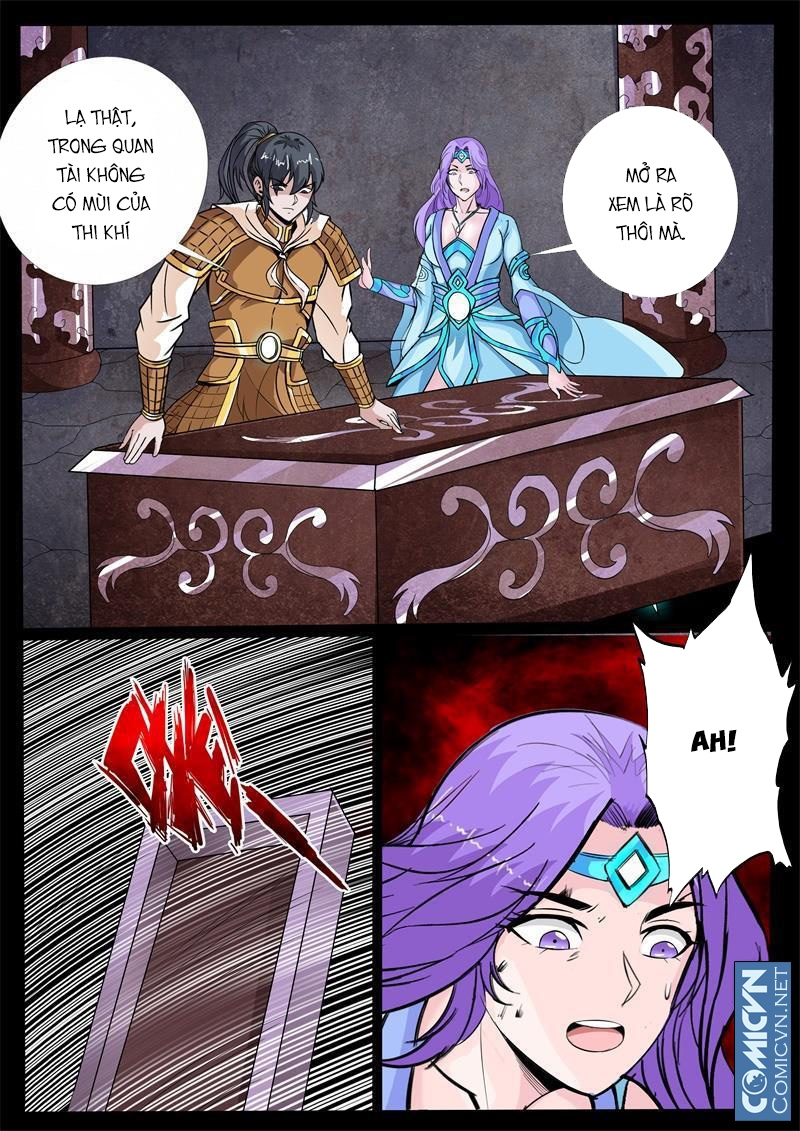 Long Phù Chap 118 - Trang 6