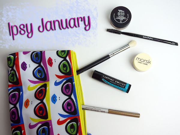 January Ipsy Glam Bag Review