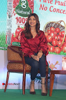 Bollywood Actress Shilpa Shetty Stills in Tight Jeans at Launch Of   0033.jpg