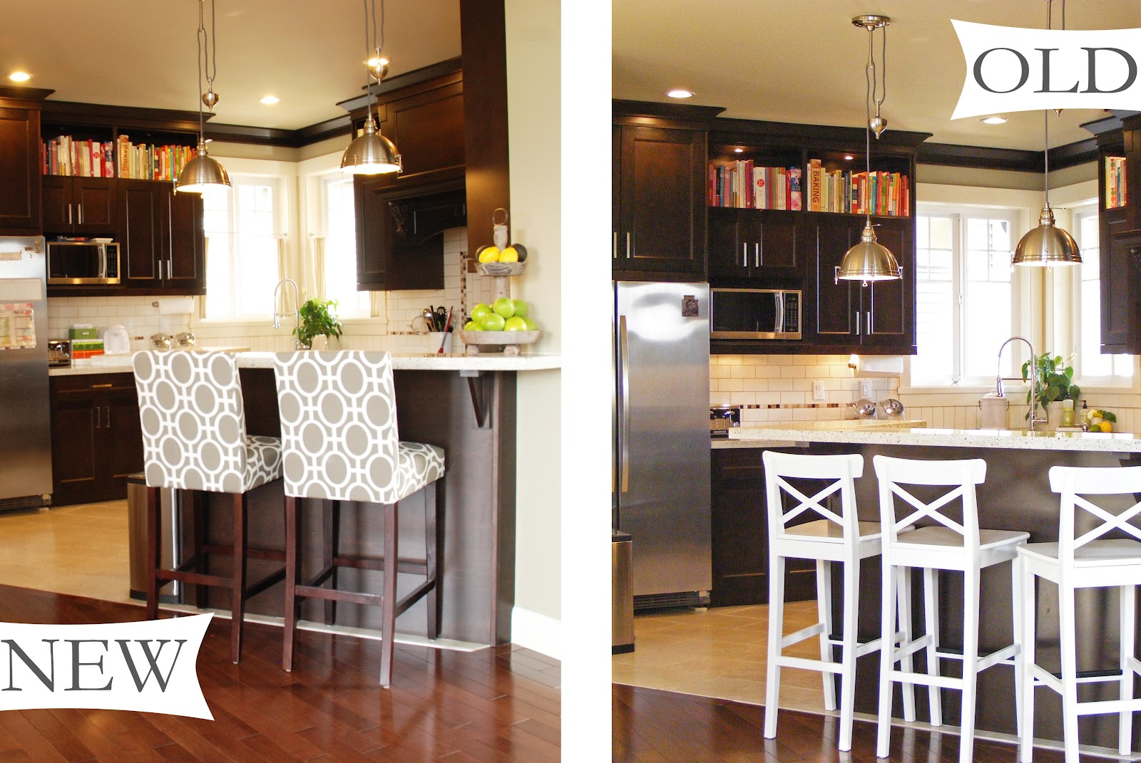 new kitchen bar stools