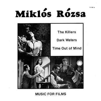The Killers (1946) - Miklós Rózsa Soundtrack