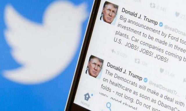 Twitter founder regrets Trump's use of platform