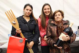 Concurso de alubias de Santa Bárbara en El Regato