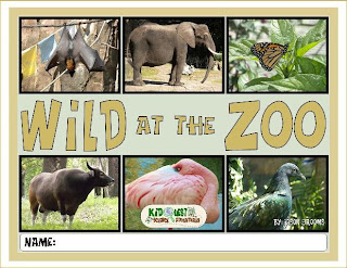 Wild at the Zoo Review and Giveaway