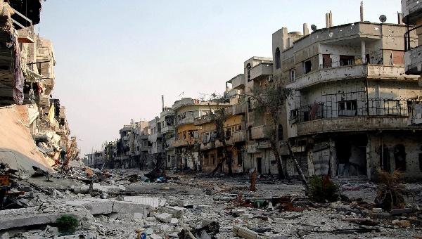 6,5 millones de sirios han sido desplazados por la guerra