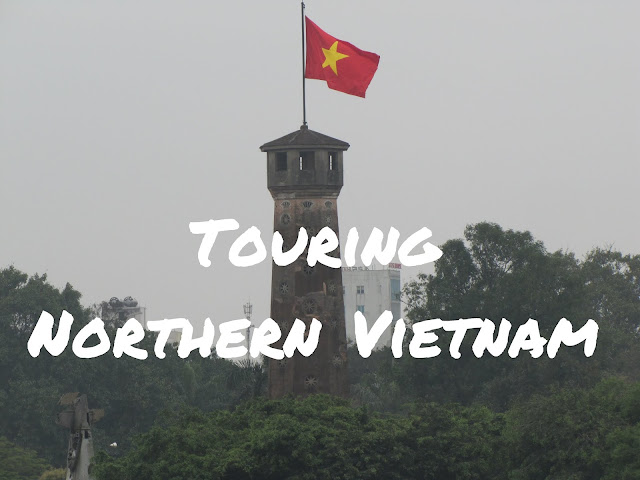 flag tower hanoi vietnam