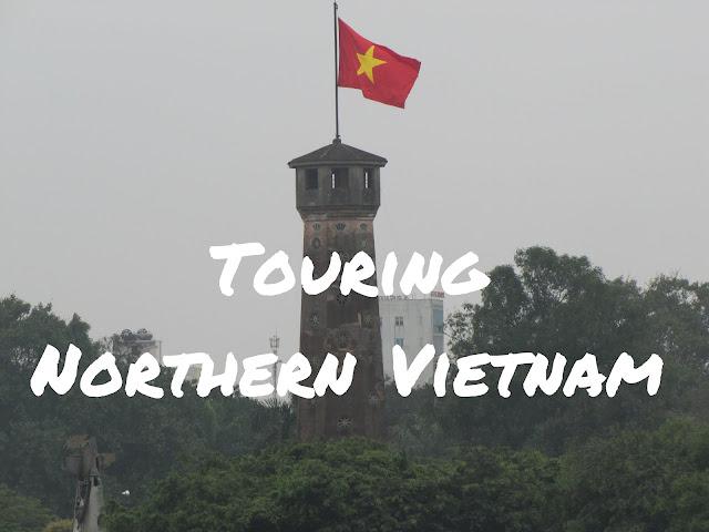 flag tower hanoi vietnam